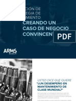 eBook Creando Un Caso de Maintenance Optimization SP