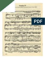 Handel Sonata Piano Part PDF