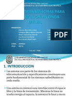 Antenas Transmisoras Para Radiodifusion en Onda Media