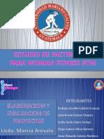 Presentación Woman Fitness Gym