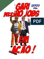 Gari Negro Jobs Em Ação!