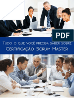 eBook Certificacao Scrum Master
