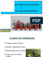 Fire Safety Portuguese