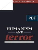 Humanism and Terror Merleau Ponty 1969