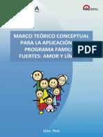 Manual Devida Familias Fuertes Amor y Límites