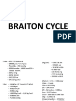 Brayton Cycle1