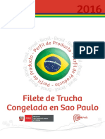 FILETE DE TRUCHA CONGELADA EN SAO PAULO