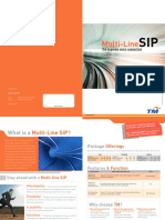 SIP New Multi-Line