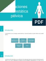 Alteraciones de La Estaticva Pelvica