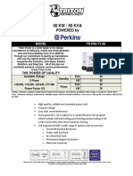 50 kVA Perkins Diesel Generator Set - Non EPA - 50Hz TP-P50-T1-50.pdf