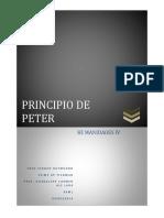 Principio de Peter