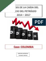 Análisis de la caída de los precios del petróleo en Colombia.pdf