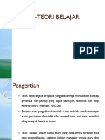 311857095-TEORI-TEORI-BELAJAR.pptx