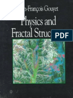 Jean-Francois Gouyet-Physics and Fractal Structures-Springer (Hardcover) _ Masson (Paperback) (1996)