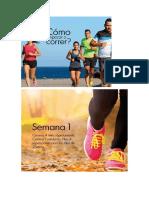 Como Empezar a Correr y Retos Fitness
