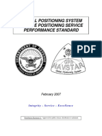 2007 PPS Performance Standard