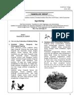 Modul Bimbel Kelas 3 KTSP 3001 IPA Bab 1 Makhluk Hidup