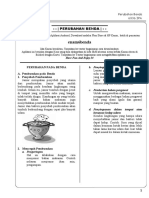 Modul Bimbel Kelas 6 KTSP 6006 IPA Bab 6 Perubahan Benda