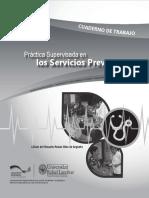 Practica Supervisada en Servicios Preventivos Cuaderno de Trabajo