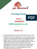 centrifugal blower manufacturer in india|centrifugal blower fan