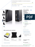 Dockstation Lenovo Thinkpad Usb Basic 3