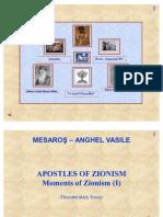 ZIONISM APOSTLES