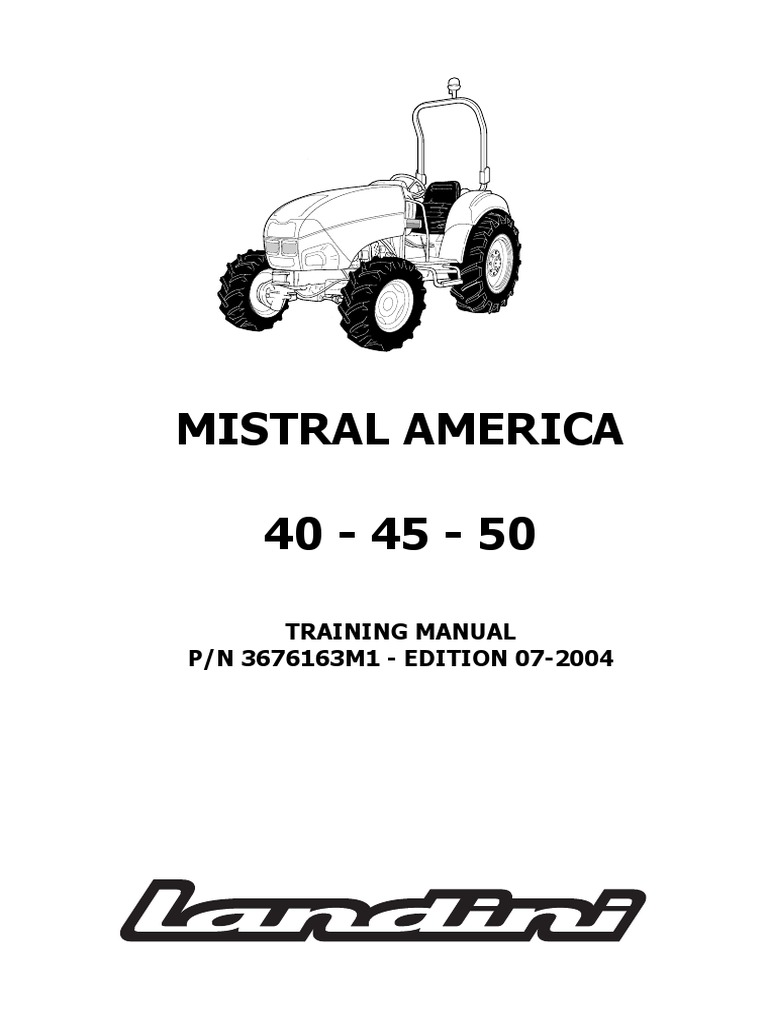 Landini mistral america 40 45 50 tractor workshop service repair landini mistral america 40 45 50 tractor workshop service repair manual 1 tire transmission mechanics fandeluxe Image collections