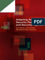 America's Security Paradigm and Agenda