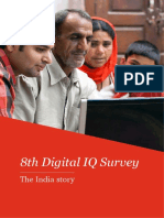 8th Digital Iq Survey the India Story