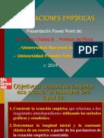 1.-ECUACIONES-EMPÍRICAS