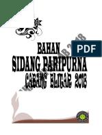 BAHAN SIDPARCAB 2018
