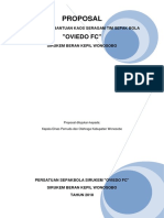 Proposal Oviedo