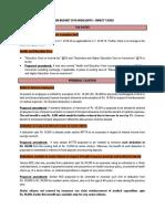 Icai Dtc Analysis