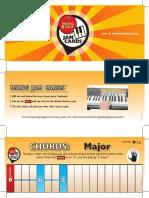 Jam Cards v 4.0 With Crop Marks
