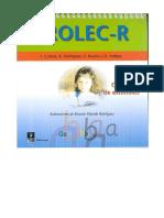Cuaderno de Estimulos PROLEC-R