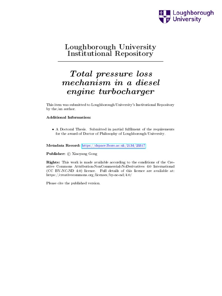 lboro thesis submission
