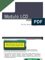 Modulo LCD