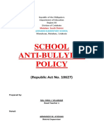 Anti-bullying School Policy (r.a.10627)2015(3) (1) (1)