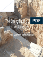 The Strengths and Limits of Archeology1901408