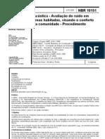 NBR 10151