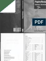 0255-Eduardo Clemente - Papiroflexia.pdf