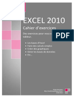 CAHIER+EXERCICES+EXCEL