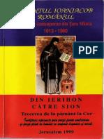 Sf. Ioan Iacob Hozevitul - Din Ierihon Către Sion [Necenzurată]