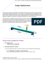 2 - Design Optimization