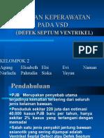 askep VSD klp 2