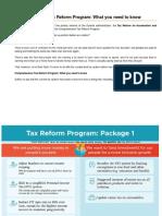 Comprehensive Tax Reform Program.docx