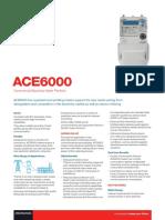 Ace6000 Brochure En
