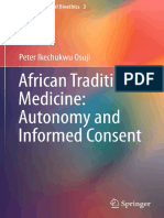African Traditional Medicine-Autonomy and Informed Consent_Osuji_2014