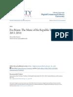 Brann_E._the Music of the Republic Study Guide 2011-14