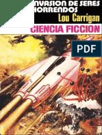 Carrigan Lou - Invasion de seres horrendos.epub